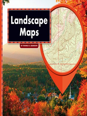 cover image of Landscape Maps