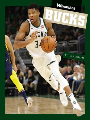 cover image of Milwaukee Bucks