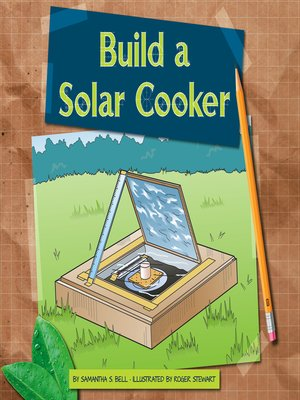 cover image of Build a Solar Cooker
