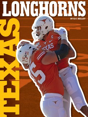 cover image of Texas Longhorns