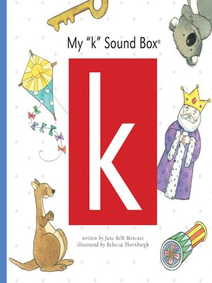 cover image of My 'k' Sound Box