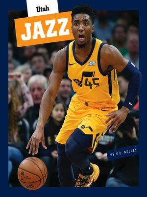 cover image of Utah Jazz