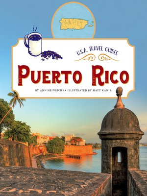 cover image of Puerto Rico