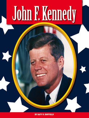 cover image of John F. Kennedy