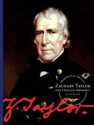 cover image of Zachary Taylor