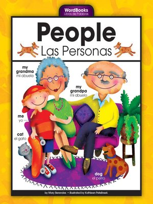 cover image of People/Las Personas