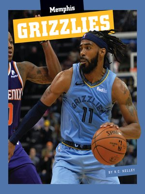 cover image of Memphis Grizzlies