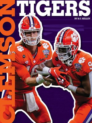 cover image of Clemson Tigers