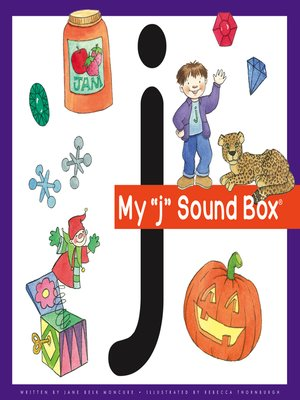 cover image of My 'j' Sound Box