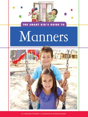 cover image of The Smart Kid's Guide to Manners