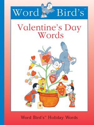 cover image of Word Bird's Valentine's Day Words
