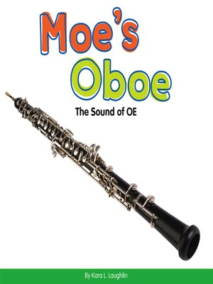 cover image of Moe's Oboe