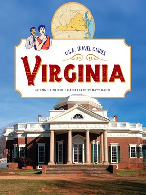 cover image of Virginia