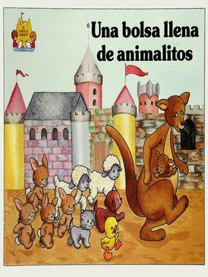 cover image of Una bolsa llena de animalitos