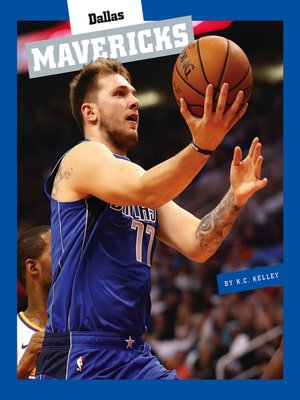 cover image of Dallas Mavericks