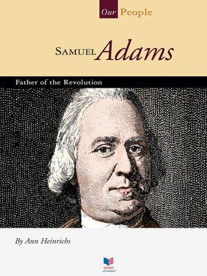 cover image of Samuel Adams