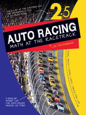 cover image of Auto Racing