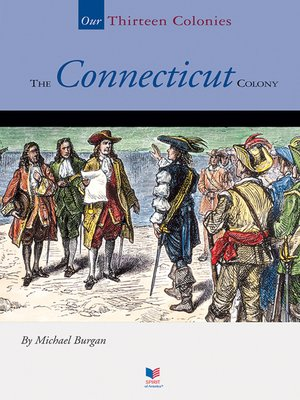 cover image of The Connecticut Colony