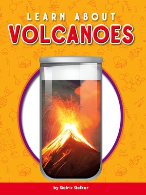cover image of Learn about Volcanoes