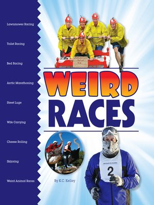 cover image of Weird Races