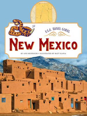 cover image of New Mexico