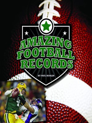 cover image of Amazing Football Records