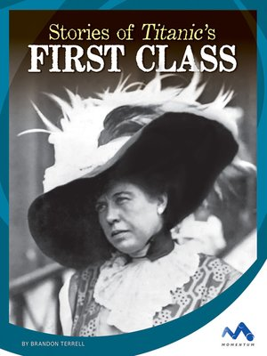 cover image of Stories of Titanic's First Class