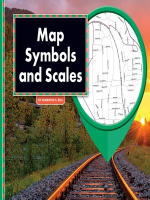 cover image of Map Symbols and Scales