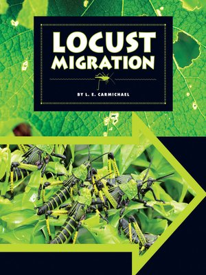 cover image of Locust Migration