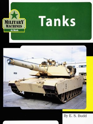 cover image of Tanks