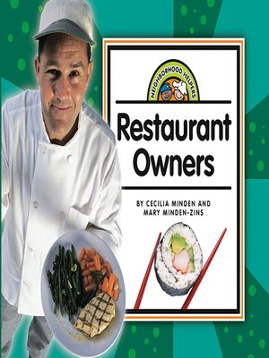 cover image of Restaurant Owners