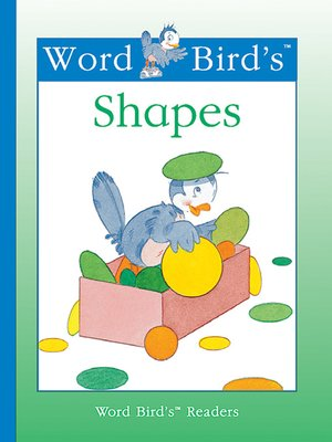 cover image of Word Bird's Shapes
