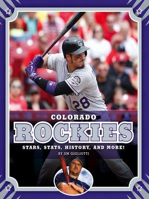 cover image of Colorado Rockies