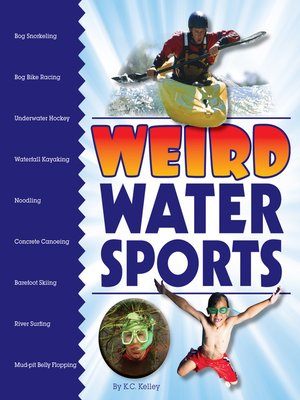 cover image of Weird Water Sports