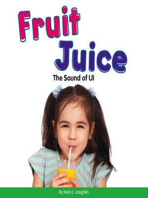 cover image of Fruit Juice
