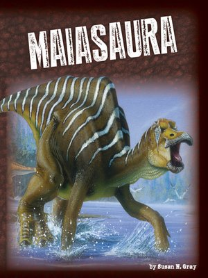 cover image of Maiasaura