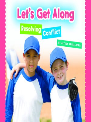 cover image of Let's Get Along