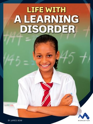 cover image of Life with a Learning Disorder