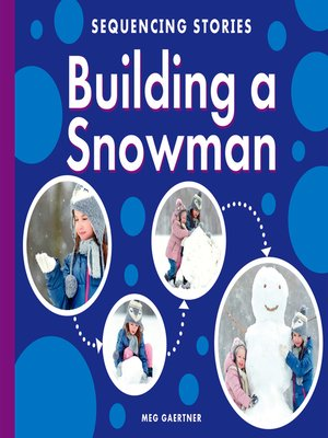 cover image of Building a Snowman