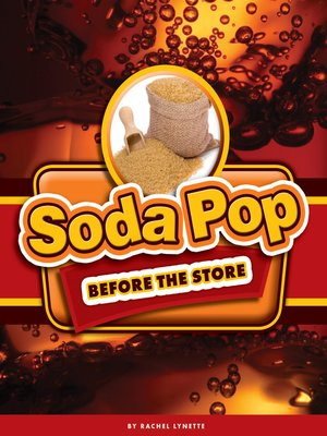 cover image of Soda Pop Before the Store