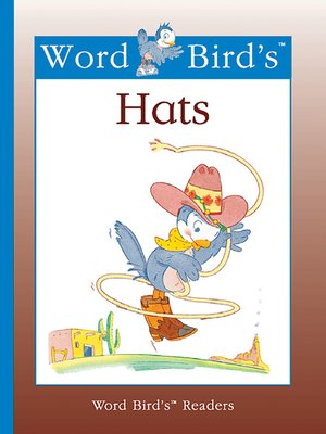 cover image of Word Bird's Hats