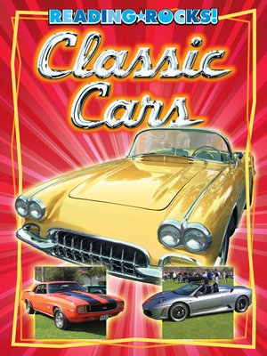 cover image of Classic Cars