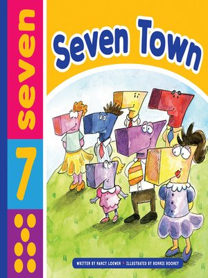cover image of Seven Town