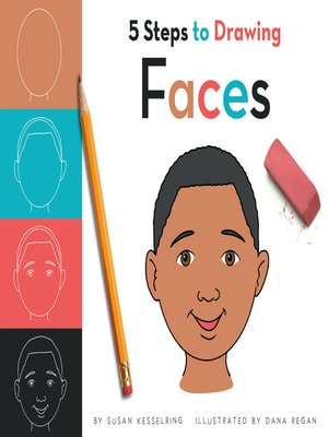 cover image of 5 Steps to Drawing Faces