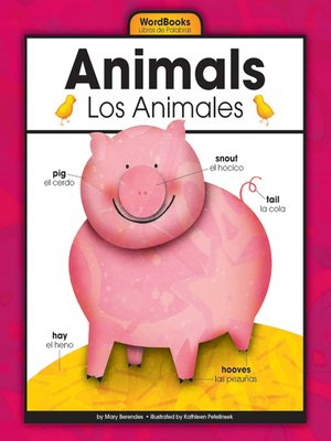cover image of Animals/Los Animales