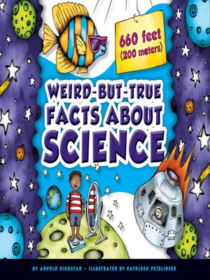cover image of Weird-but-True Facts about Science