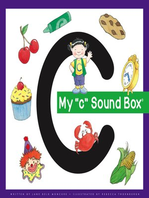 cover image of My 'c' Sound Box