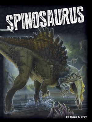 cover image of Spinosaurus