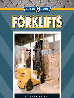 cover image of Forklifts