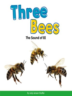 cover image of Three Bees
